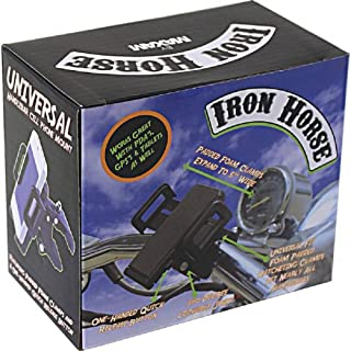 The Bestseller Mounts Holders Universal Adjustable CELL PHONE HOLDER Motorcycle Bike Bicycle Handlebar Mount by iron horse