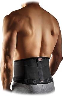 McDavid Level 2 Back Support, Black, Size M
