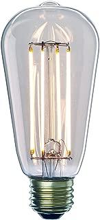 Pack of 20 4W LED ST18 2200K CURVED FILAMENT NOSTALGIC 1890