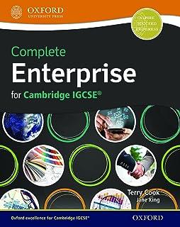 Complete Enterprise for Cambridge IGCSE®