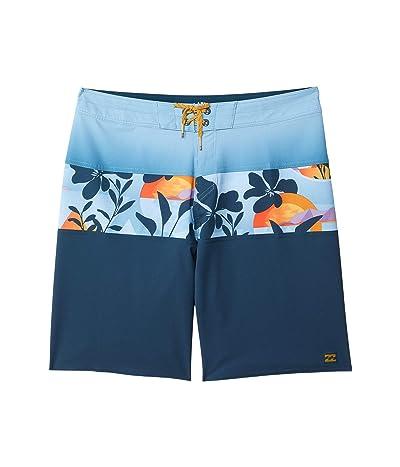 Billabong Kids Tribong Pro Swim Shorts (Big Kids) Boy