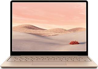 マイクロソフト Surface Laptop Go 12.4インチ Office H&B 2019 搭載 / 第 10 世代インテル® Core™ i5-1035G1 / 8GB /256GB / サンドストーン THJ-00045