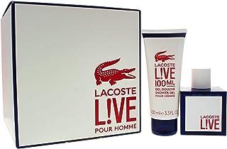 Lacoste Live Fragrance Set for Men (Pack of 2)