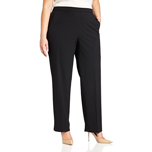 d91bb17a1ff Briggs New York Women s Plus-Size All Around Comfort Pant
