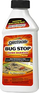 Spectracide HG-96188 Bug Stop Home Barrier Refill Concentrate, 17-Ounce