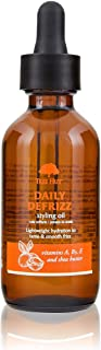Tree Hut Hair Care Daily Defrizz Styling Oil, 1.6 fl. oz.