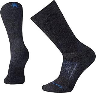 PhD Outdoor Heavy Crew Sock - Heavy Cushioned Merino Wool Performance Sock for Men and Women