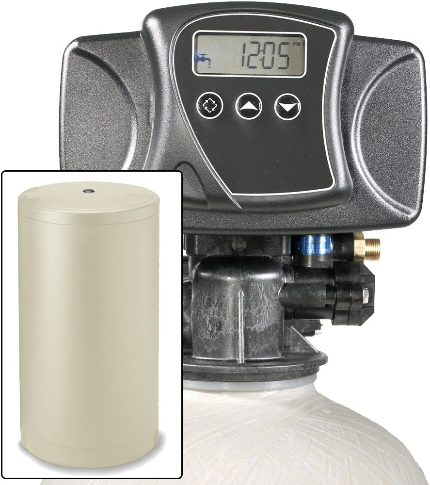 Iron Pro 64k Fine Mesh Water Softener PLUS KDF with Max 48% Courier shipping free shipping OFF 55 Fleck 560