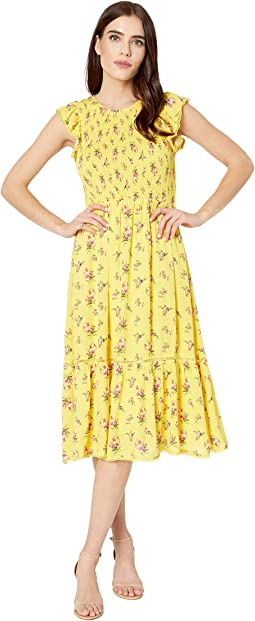 Yellow/Floral