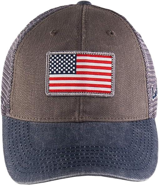 USA Flag Clover/Grey/Navy