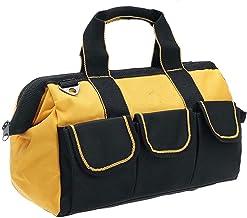 Gereedschap Opslag Handtas Nylon Grote Tool Bag Hand-Held Schouder Elektricien Tas Met Verstelbare Riem Rits Portabletoolb...