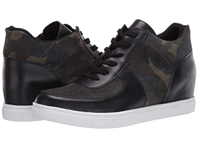 Blondo Goldy Waterproof Sneaker (Camo Multi Suede) Women
