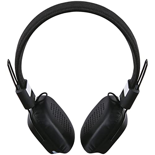 Outdoor Tech OT1400 Privates - Wireless Bluetooth Headphones with Touch Control (Black)