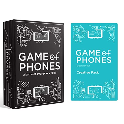 Breaking Games Game of Phones A Battle of Smartphone Skills