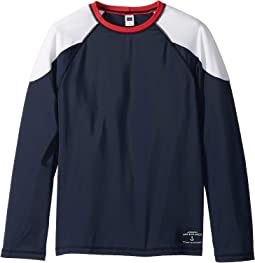 Long Sleeve Rashguard (Toddler/Little Kids/Big Kids)