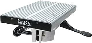 Attwood 828461 LakeSport 238 Series Seat Mount with Slider- Aluminum w/Friction Controls, 3° Tilt