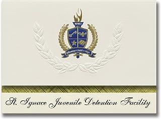 Signature Announcements St. Ignace Juvenile Detention Facility (St. Ignace, MI) Graduation Announcements, Presidential Eli...