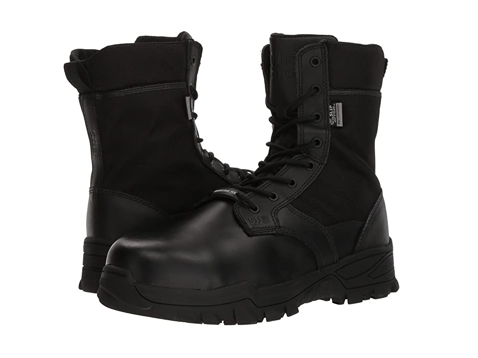5.11 Tactical Speed 3.0 8 Shield (CST) Boot (Black) Men