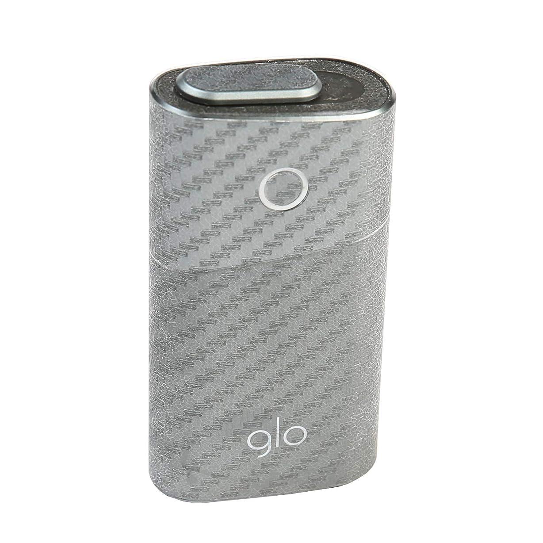 タップスポーツをする帳面Diy-Skin glo(シリーズ2) 360°フルセット カバー ケース 保護 フィルム ステッカー デコ アクセサリ シール 専用 スキンシール 電子タバコ カーボン模様