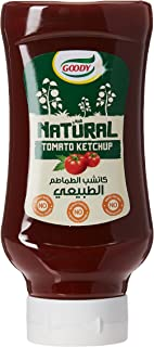 Goody Natural Tomato Ketchup, 560 gm