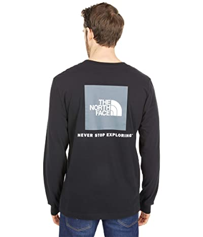 The North Face Box Nse Long Sleeve Tee Men