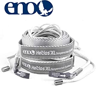 Eagles Nest Outfitters Helios Hammock Suspension System, Hammock Straps, XL
