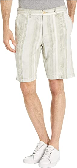Marina Del Stripe Shorts
