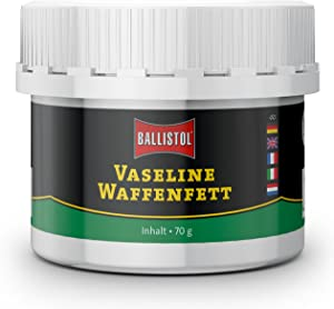 Ballistol 23699 Weapon Care Vaseline Weapon Grease Long-Lasting Grease