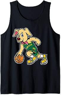 Dog Lithuania Basketball Jersey Lietuva Flag Gift Tank Top