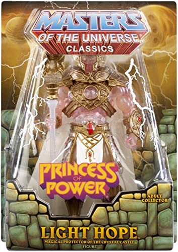 forma única 2014 MATTEL MASTERS OF THE UNIVERSE UNIVERSE UNIVERSE CLASSICS PRINCESS OF POWER LIGHT HOPE FIGURE  suministro directo de los fabricantes