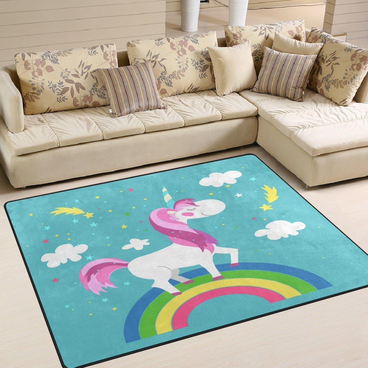 Use7 - Alfombra para salón o Dormitorio con diseño de ...
