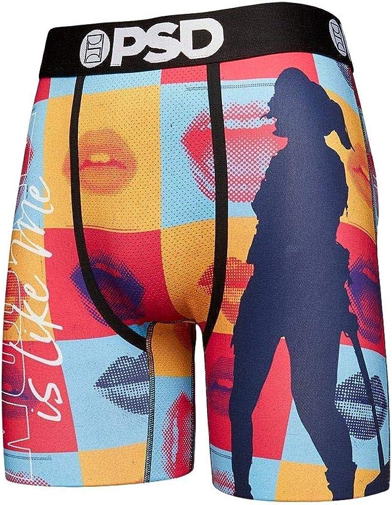 PSD Men's No One Like Me Boxer Brief Underwear