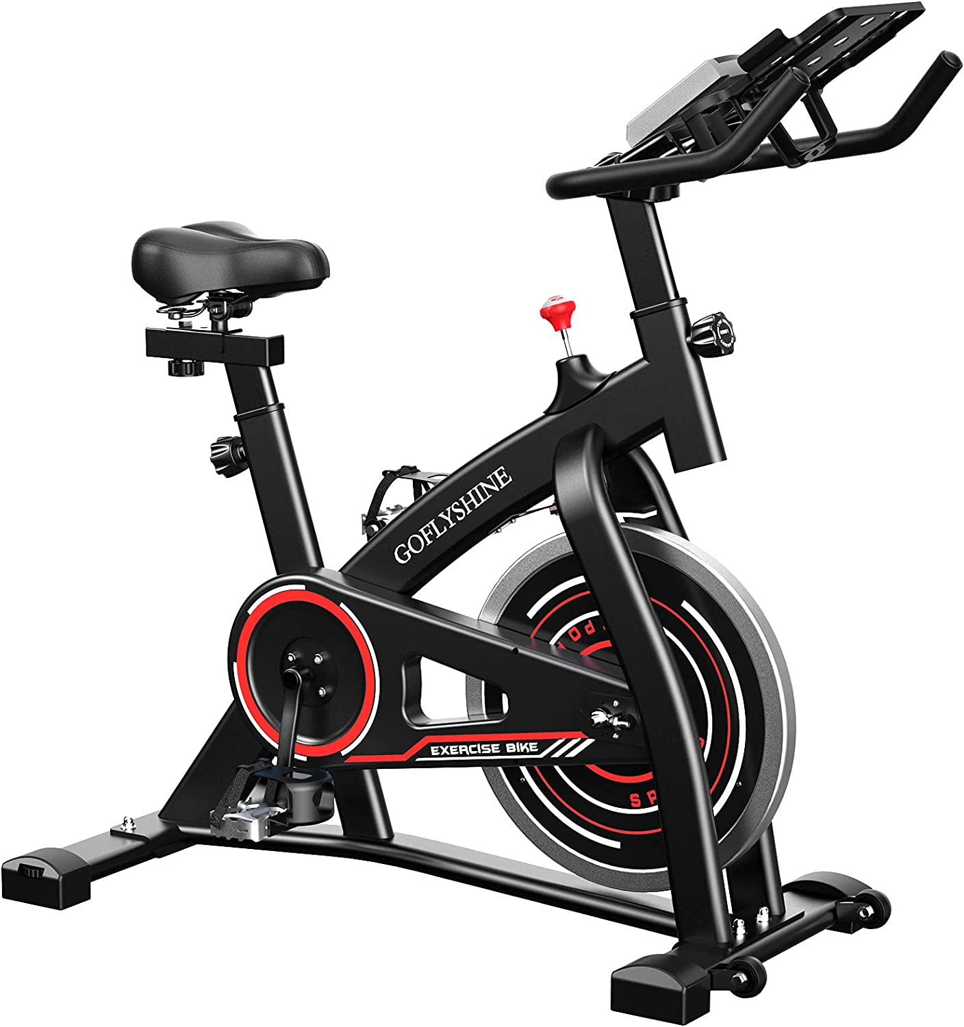 GOFLYSHINE Exercise Bikes Stationary Indo Bike Popular shop is the Max 55% OFF lowest price challenge Home for