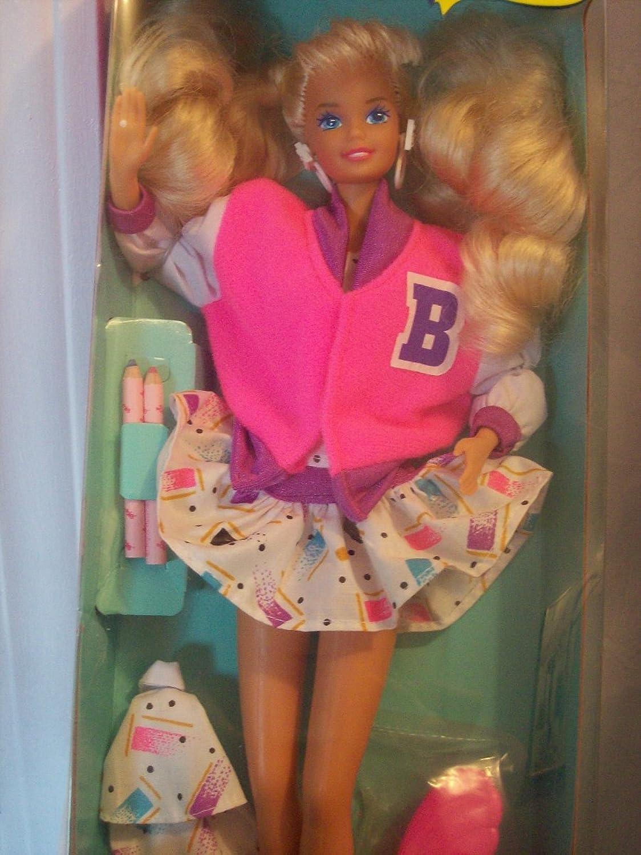 Barbie School Fun,  2721, 1991 Edition, Nrfb