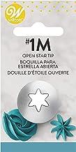 Wilton Open Star Piping Tip, Multicolored, 418-2110