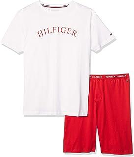Tommy Hilfiger Men's Cn Ss Short Jersey Set Pyjama