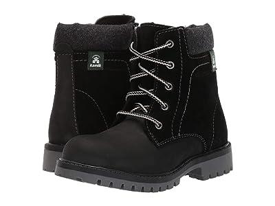 Kamik Kids Takoda Lo 2 (Little Kid/Big Kid) (Black) Boys Shoes