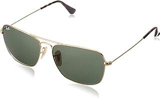 Ray-Ban Men's 0RB3136 Rectangular Sunglasses