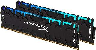 HyperX Predator HX436C17PB4AK2/16 Memoria 3600MHz DDR4 CL17 DIMM XMP 16GB (2x8GB) RGB