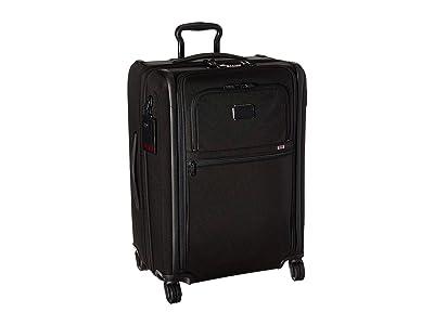 Tumi Alpha 3 Short Trip Expandable 4 Wheeled Packing Case (Black) Luggage