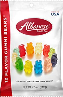 Best albanese sour gummy bears flavors Reviews