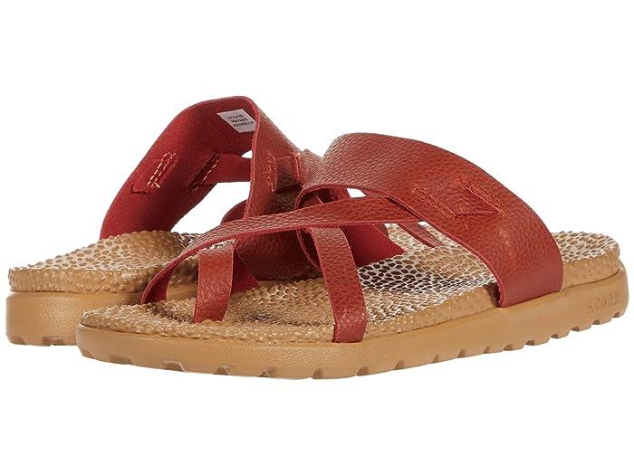 Acorn  Everyweartm Riley Sandal (Copper) Womens Sandals