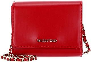 حقيبة بحزام طويل يمر عبر الجسم فالنتينو بمقاس S ولون احمر من مايو فالنتينو اليكساندر