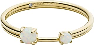 Fossil Aros Mujer acero inoxidable - JF03071710-6
