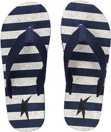 Kraasa Hawaii Checks Slippers