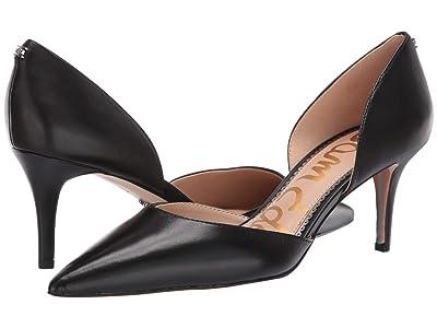 Sam Edelman Jaina (Black Dress Nappa Leather) Women