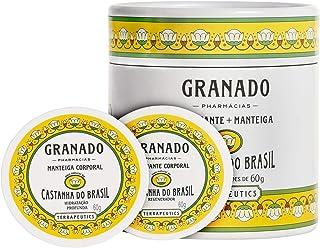 Esfoliante + Manteiga Granado Castanha do Brasil