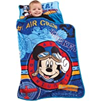 Disney Mickey's Toddler Rolled Nap Mat