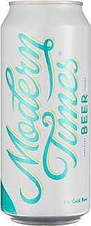 Modern Times Ice Pilsner, 473 ml (Pack of 4)