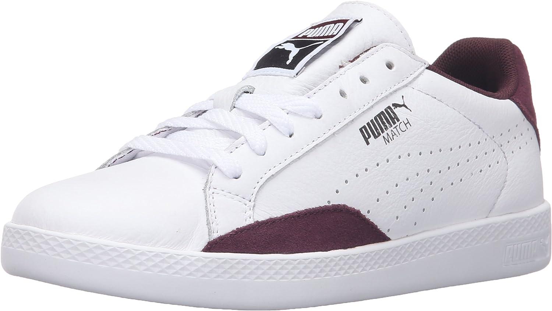 PUMA Women's Match Lo Basic Sports Sportstyle Sneaker
